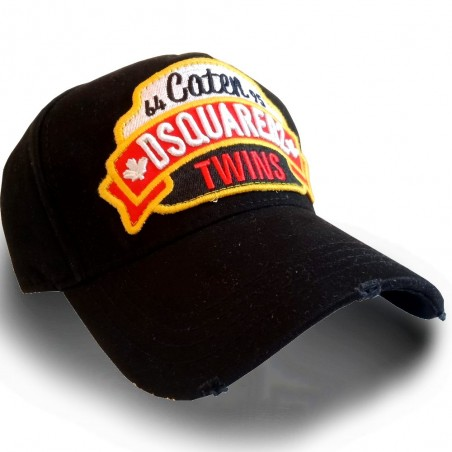 CASQUETTE DSQUARED2 CATENS TWINS 2